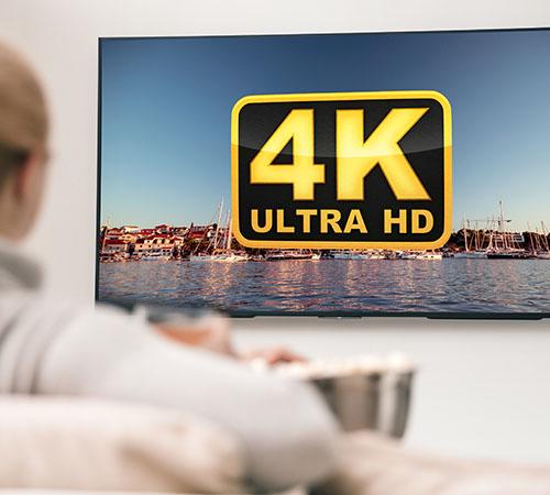 HDMI 1.4b 4K TV