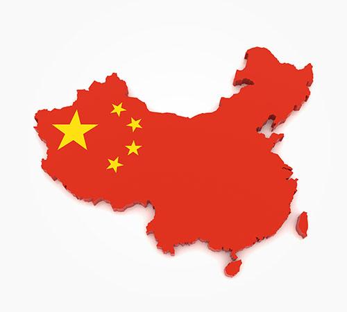 China Adopters