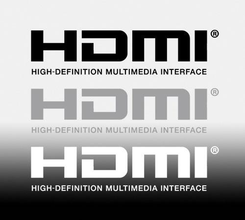 HDMI Logos