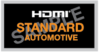 HDMI Standard-Automotive Cable