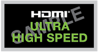 HDMI Ultra-High-Speed Cable