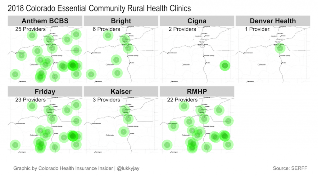 Rural Health Clinics ECP