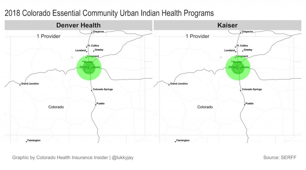 Urban Indian Health Programs ECP