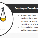 contribution requirement for treating employees differently