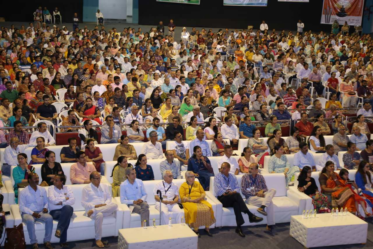 Heartfulness Dhyanotsav at surat