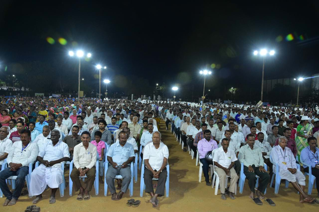 Heartfulness Dhyanotsav at khammam