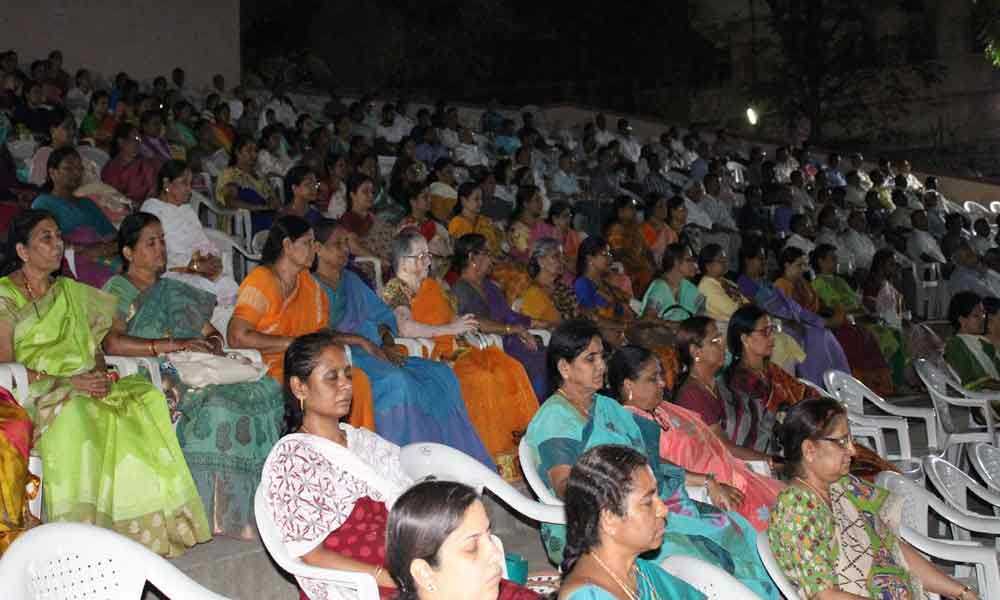 Heartflness Dhyanotsav at habsiguda