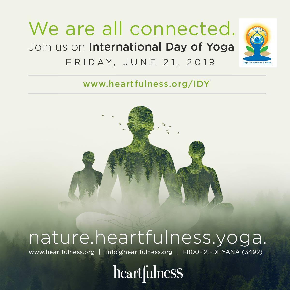 International Yoga Day Celebration @ Cognizant, New Town