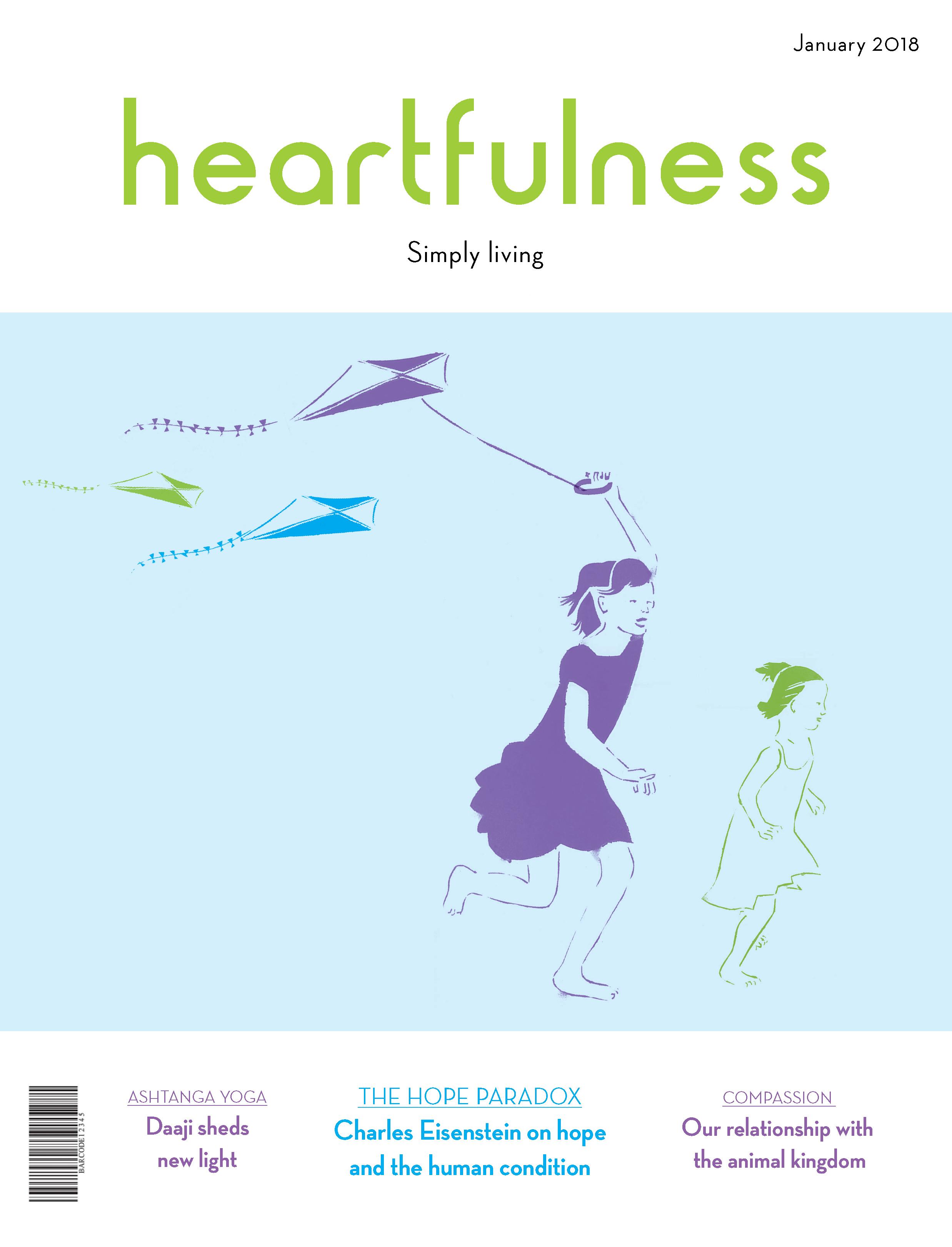 Heartfulness Magazine Subscribe