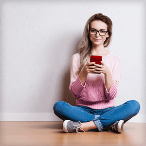 Download the Let's Meditate app