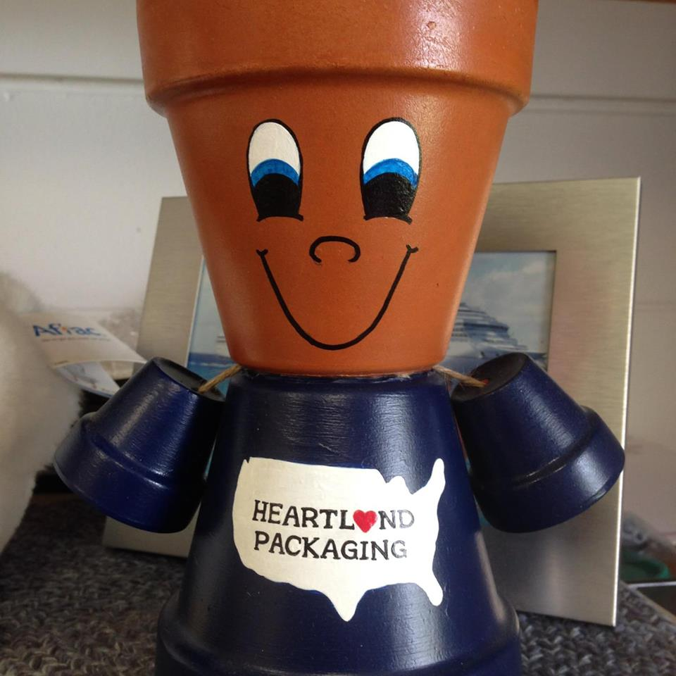 Heartland Flower Pot
