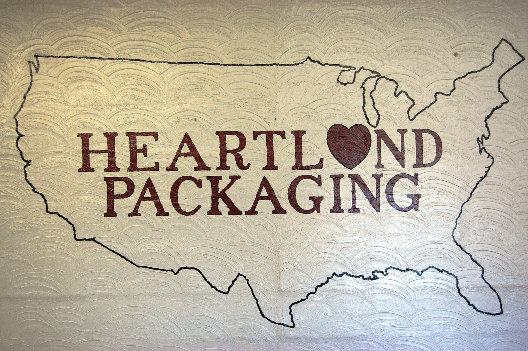 Heartland Packaging Mural