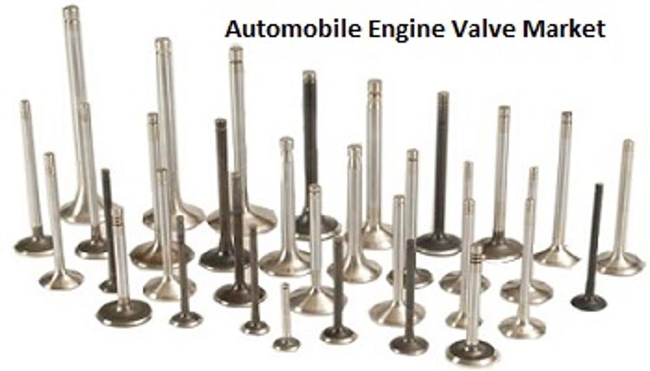 자동차 엔진 밸브 시장