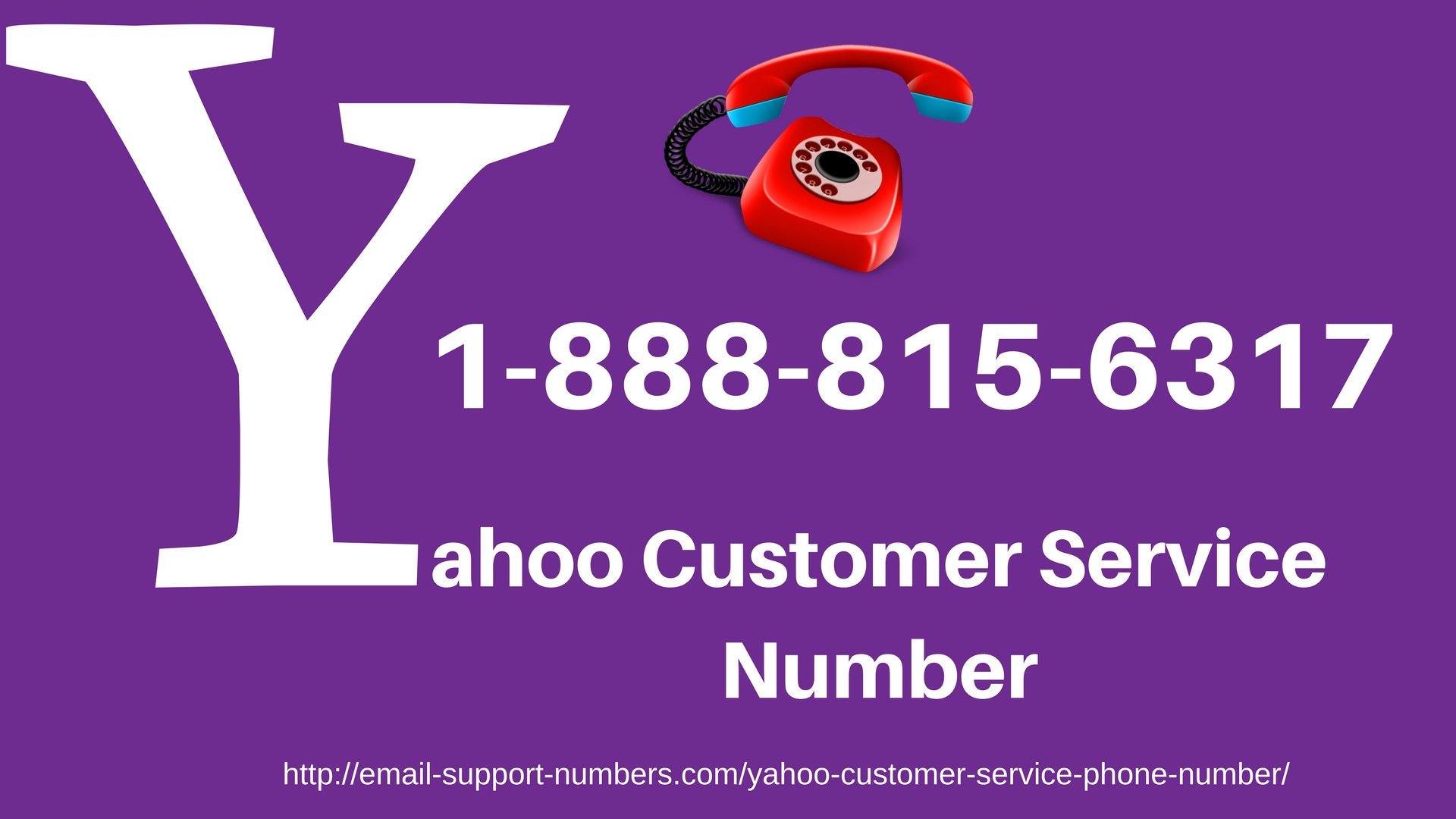 contact Yahoo support number