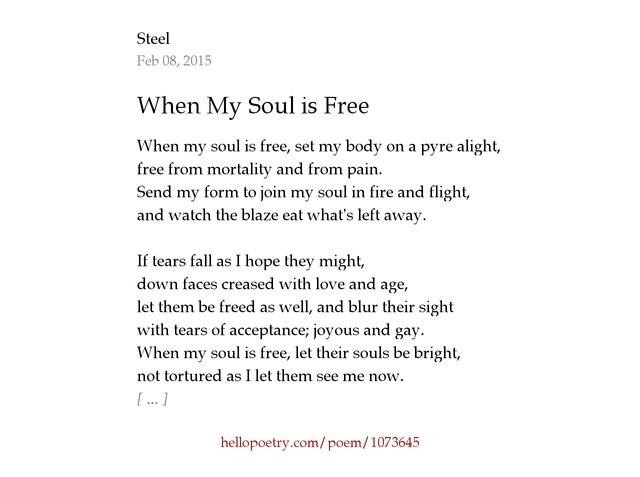 Free gay poem