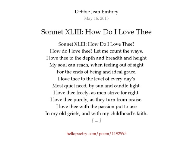 sonnet 18 vs how do i Sonnet 18 'shall i compare thee to a summer's day' (shakespeare) poetry teaching resources: sonnet 18 'shall i compare thee to a summer's day' (william shakespeare) is a 41 slide powerpoint resource with step by step lessons designed to teach shakespeare's sonnet 18 and a booklet of teaching worksheets.