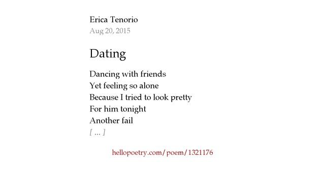 Online dating metafilter