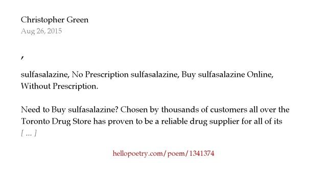 Sulfasalazine Without Prescription