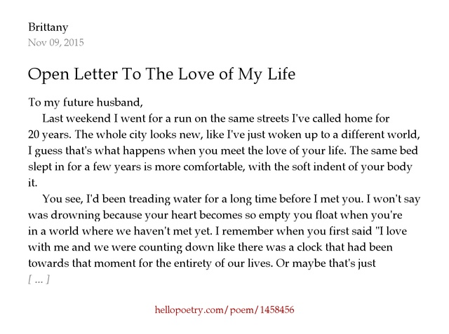 letter to the love of my life new letter to my future husband how to format a cover letter 13150 | tw