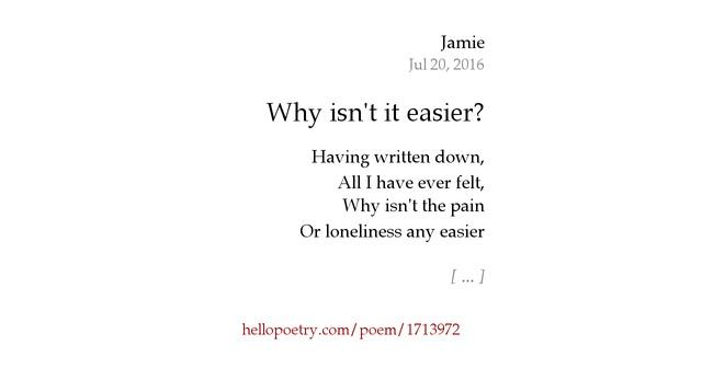School - Poem by Jamie Parker