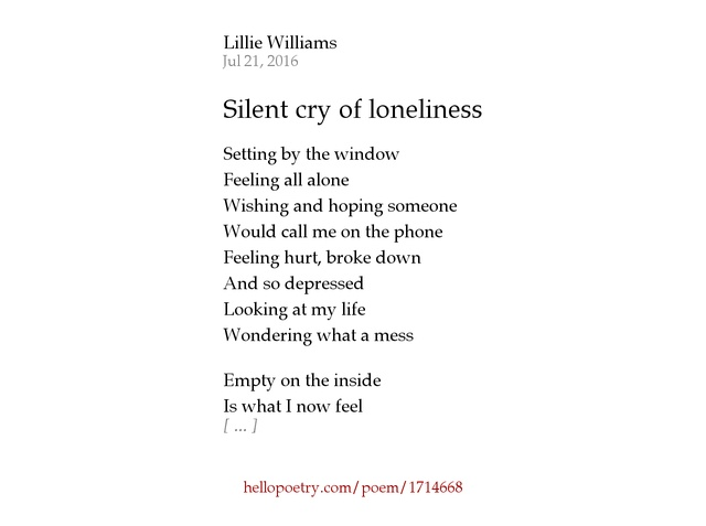 What is a silent cry?