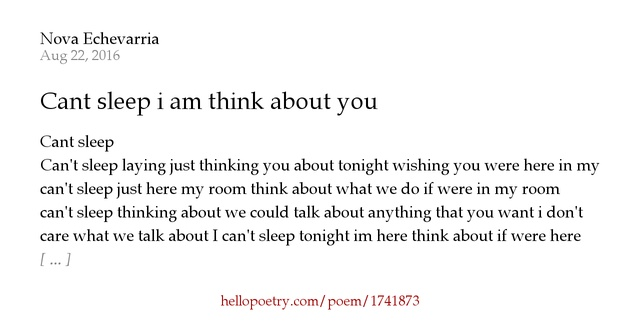 Thinking About You Poems 72157 Usbdata