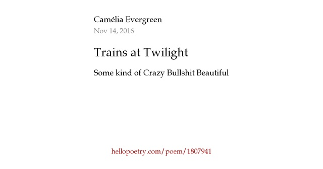 the evergreen poetry Capturing in verse the ageless spirit of zen, these 150 poems reflect the insights  of famed masters from the ninth century to the nineteenth the translators, in.