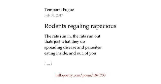 Death Fugue - Poem by Paul Celan