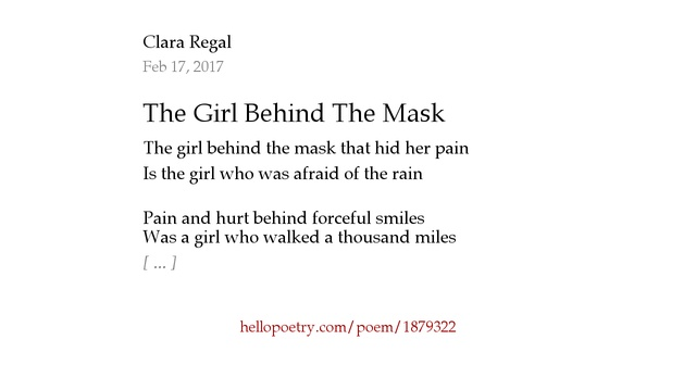 Hiding Behind A Mask Quotes. QuotesGram |Hiding Behind The Mask Poem