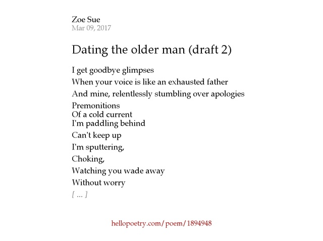Poem About Hookup A Married Man