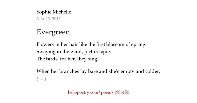 the evergreen poetry 4 thoughts on  evergreen: the glossy of the underground  pingback: evergreen review | 1960s: days of rage 2012 at 5:36 am the work we're doing now with uncle frank and the co-defendants is the morphin of those early poetry years when evergreen flourished and nourished.