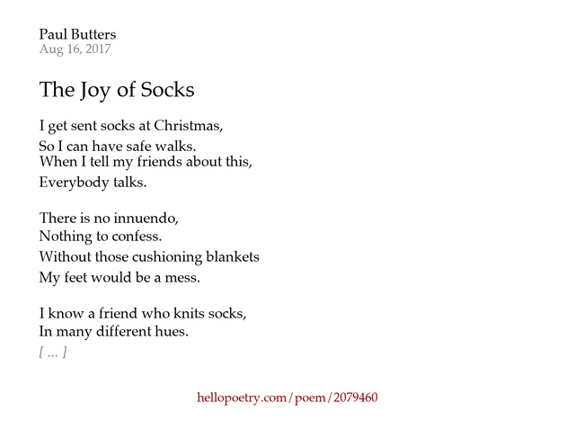 Silly Christmas Socks