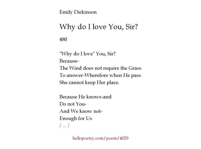 emily dickinsons works essay