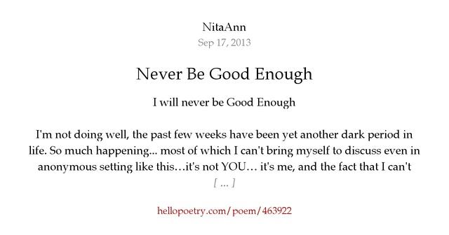 how to write a good i am poem