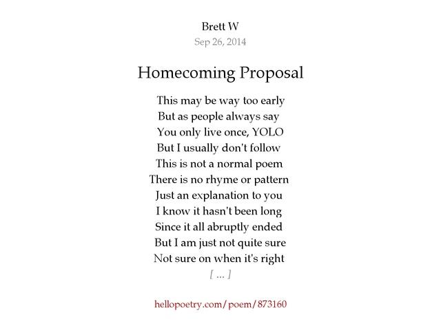 yolo the poem