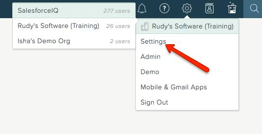 How to Use - SalesforceIQ Help