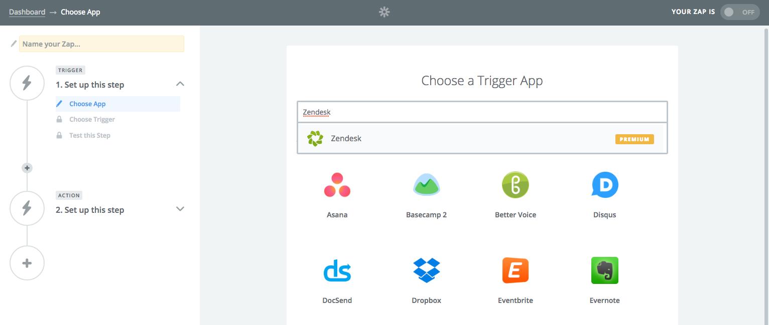 Integrate Zendesk - SalesforceIQ Help
