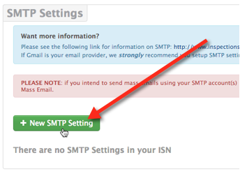 SMTP Settings for Verizon.net Email Account | Inspection Support Help