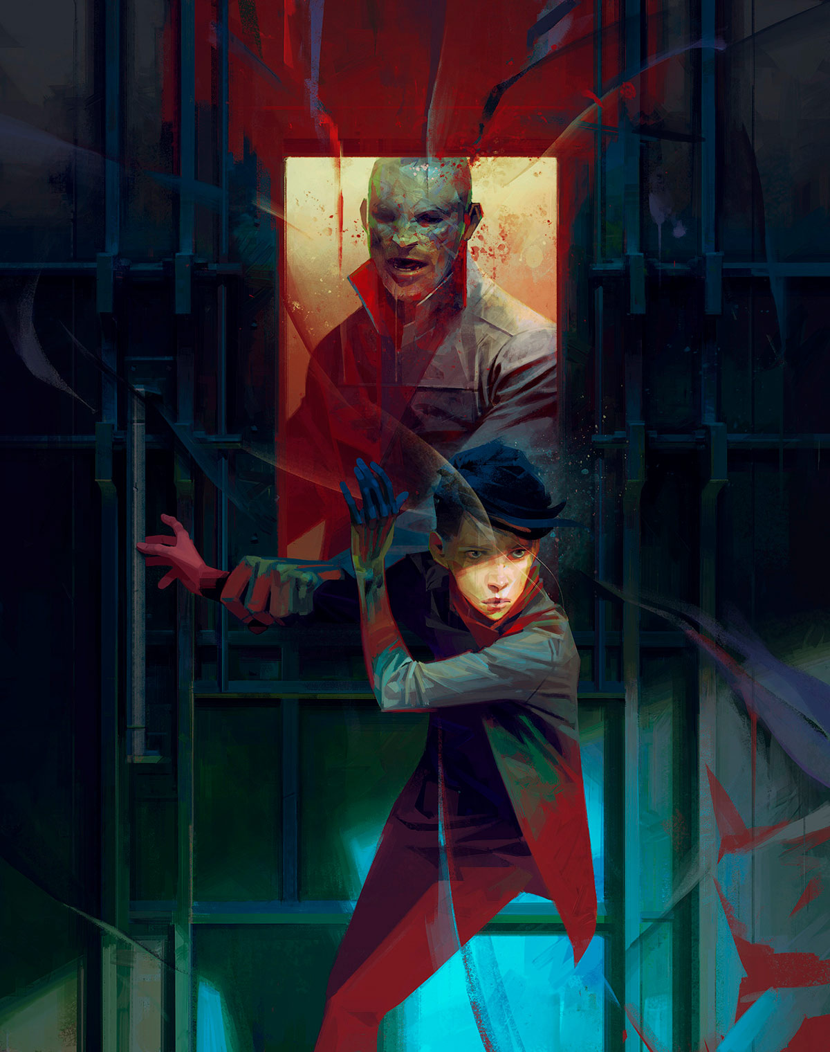 Digital Art & Amazing Illustrations by Sergey Kolesov 3