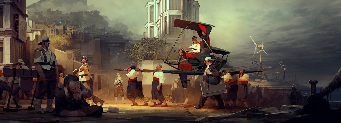 Digital Art & Amazing Illustrations by Sergey Kolesov 12