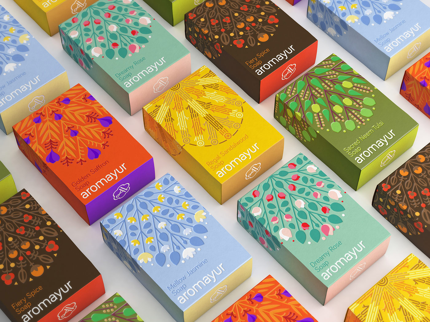 A Premium, Natural and Vibrant Brand - Identity & Packaging Design by Zooscope 3