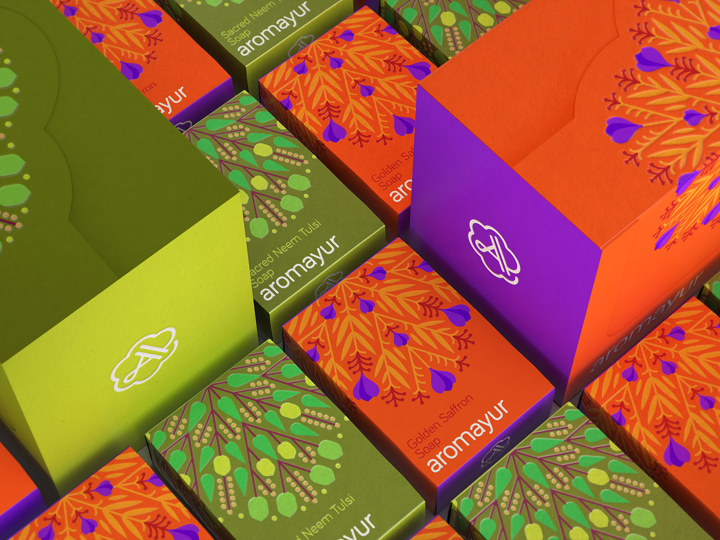 A Premium, Natural and Vibrant Brand - Identity & Packaging Design by Zooscope 6