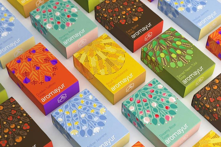 A Premium, Natural and Vibrant Brand - Identity & Packaging Design by Zooscope
