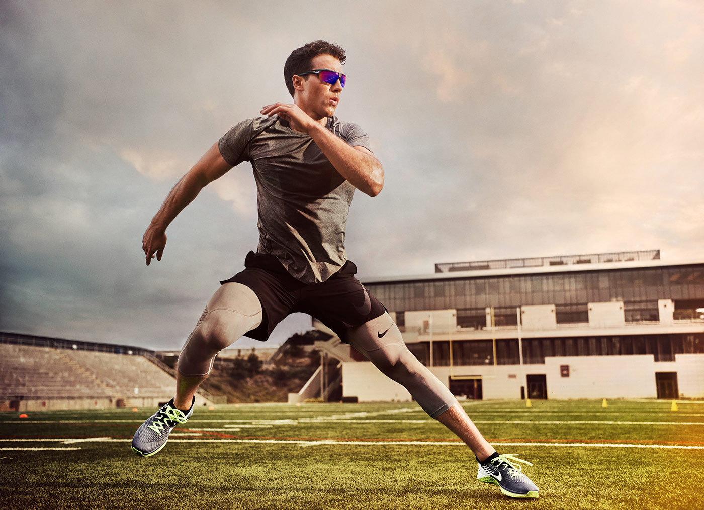 Nike Vision 2017 Training Collection - Photography by Tim Tadder 2
