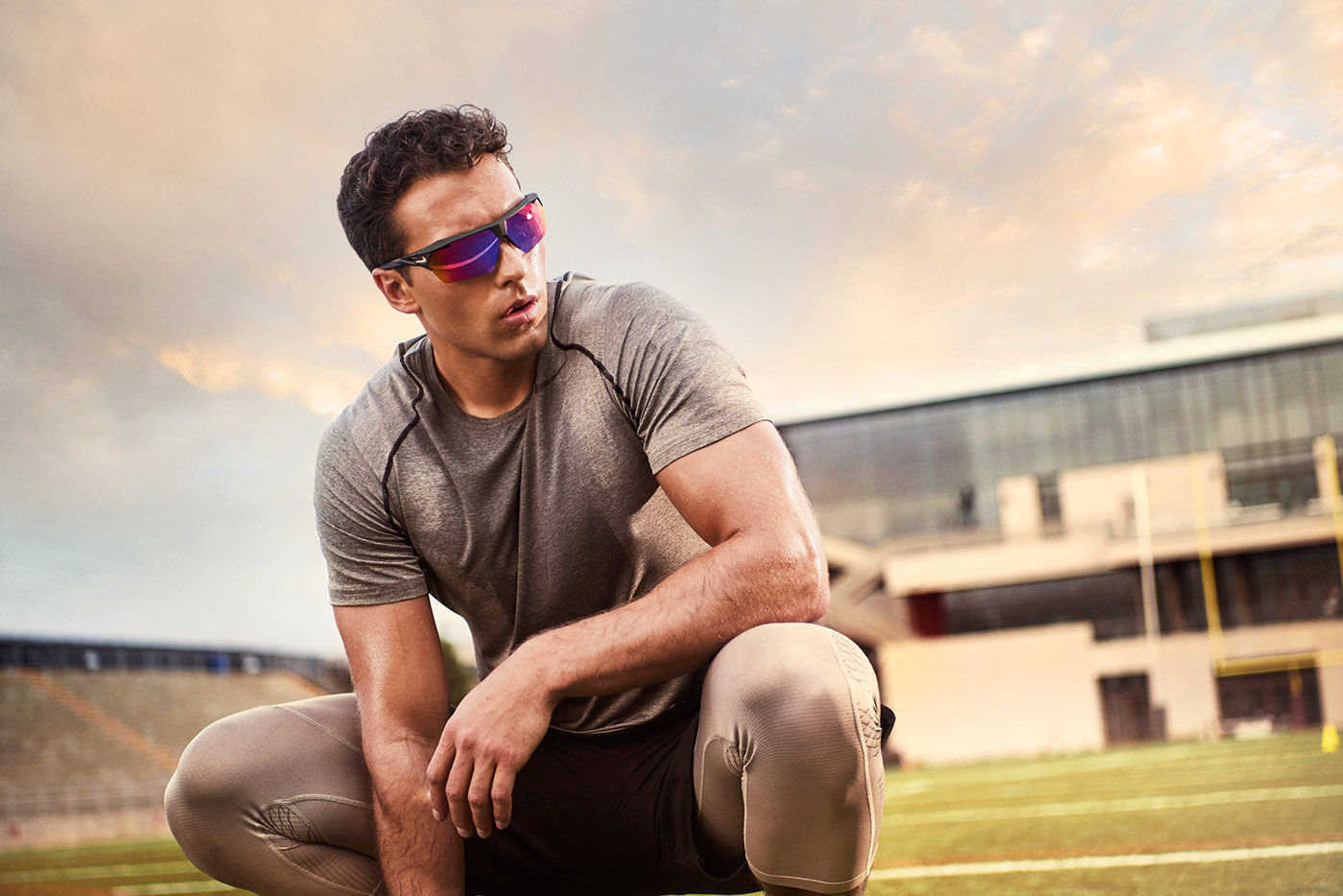 Nike Vision 2017 Training Collection - Photography by Tim Tadder 8
