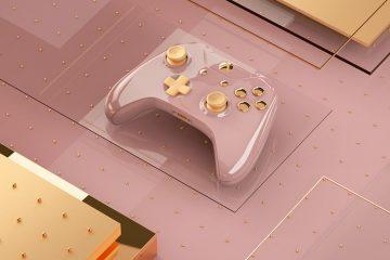 Gold, Gold & Gold - 3D Design Inspiration by Flava Creative