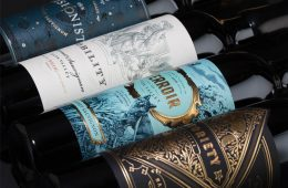 Luxury Wine Packaging by Sterling Creativeworks