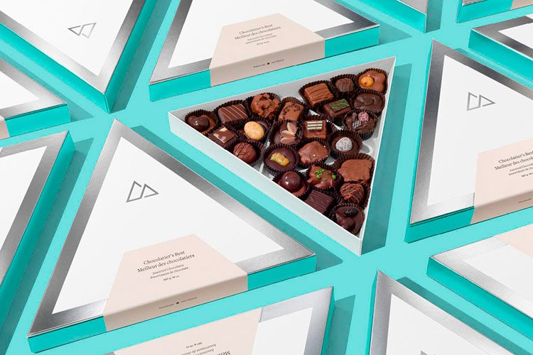 Rocky Mtn Chocolate Rebrand, Packaging and Store Design by Wedge & Lever
