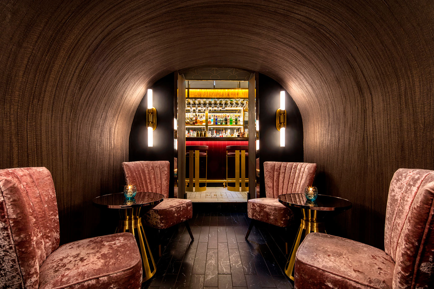 London Nightlife & A Rich Heritage of Establishment and Scandal - Graphic & Interior Design