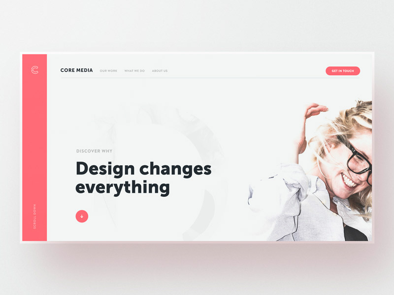 Design Changes Everything - The Work of Ben Schade in Web Design